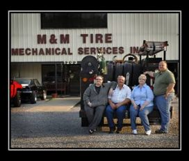 M & M Tire and Mechanical