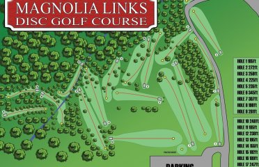 Magnolia Links Disc Golf Course