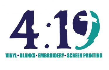 4:19 Vinyl, Blanks, Embroidery and Screen Printing