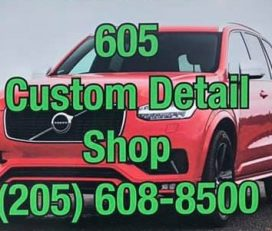 605 Custom Detail Shop