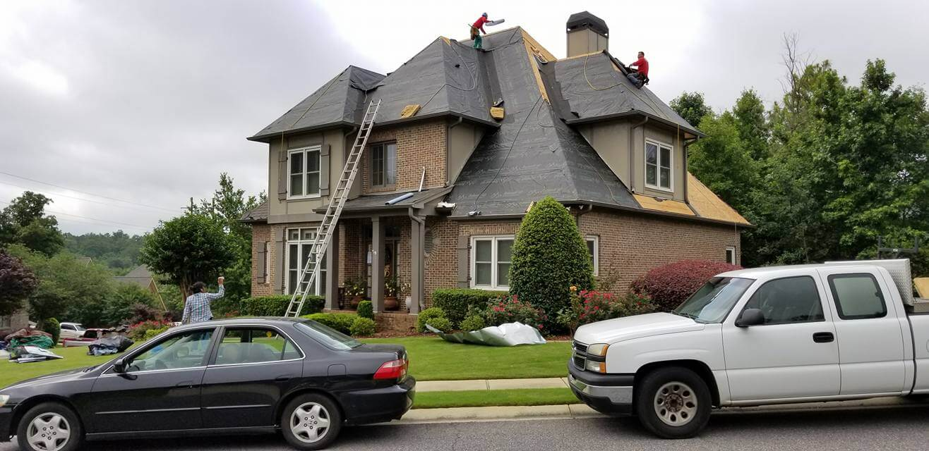 Power House Roofing & Restoration